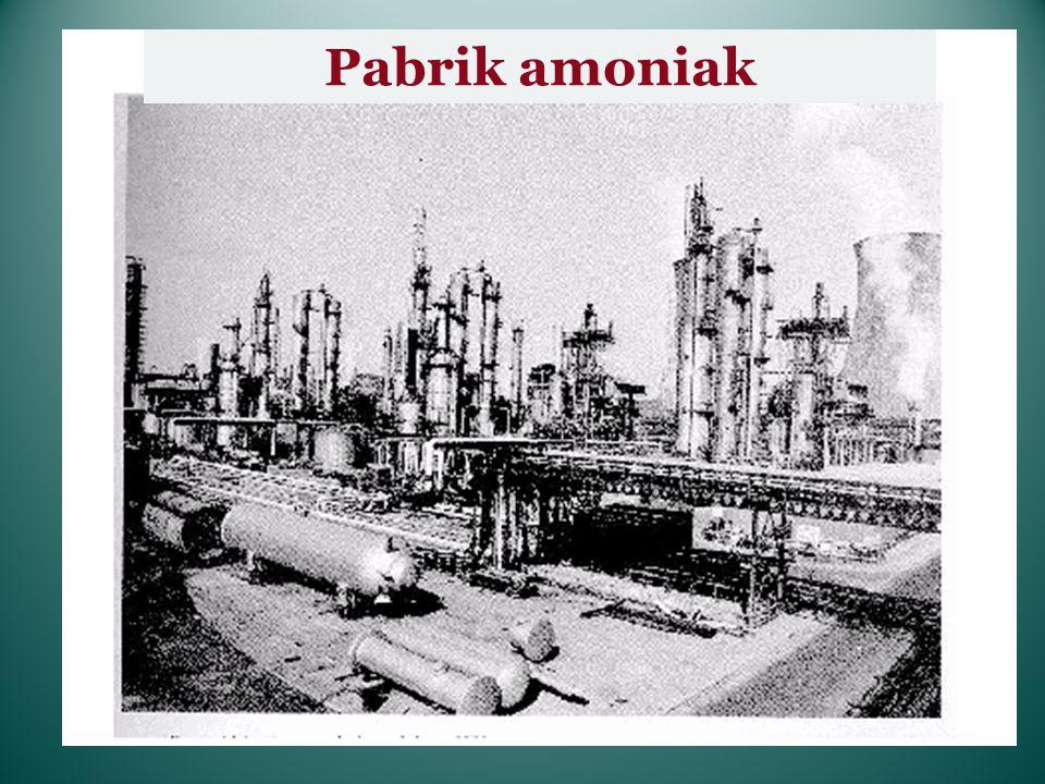 Pabrik amoniak