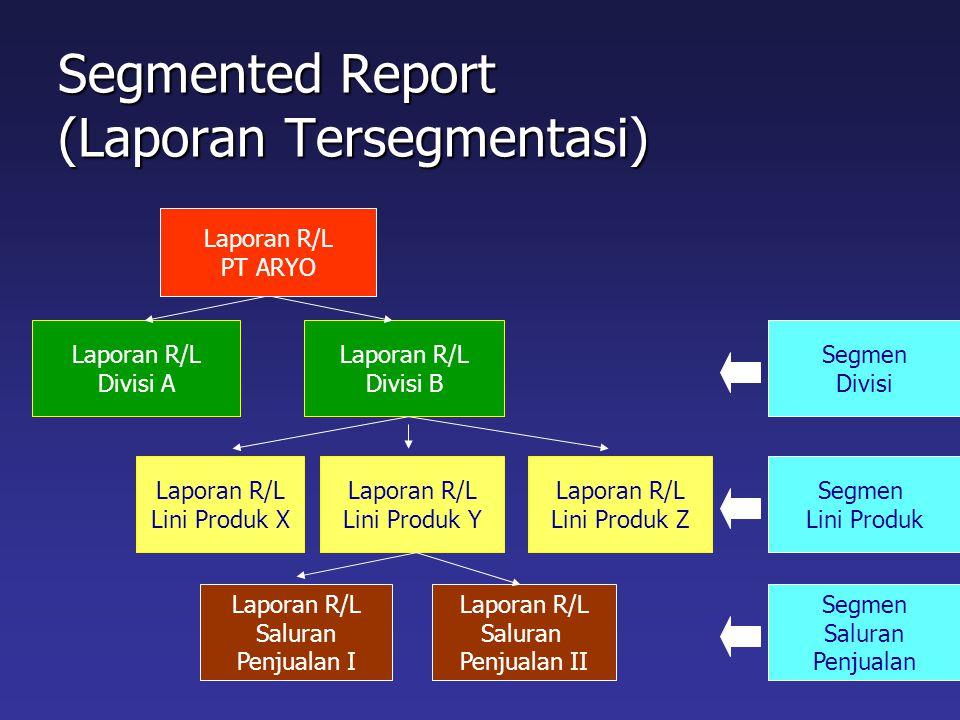 Segmented Report (Laporan Tersegmentasi)