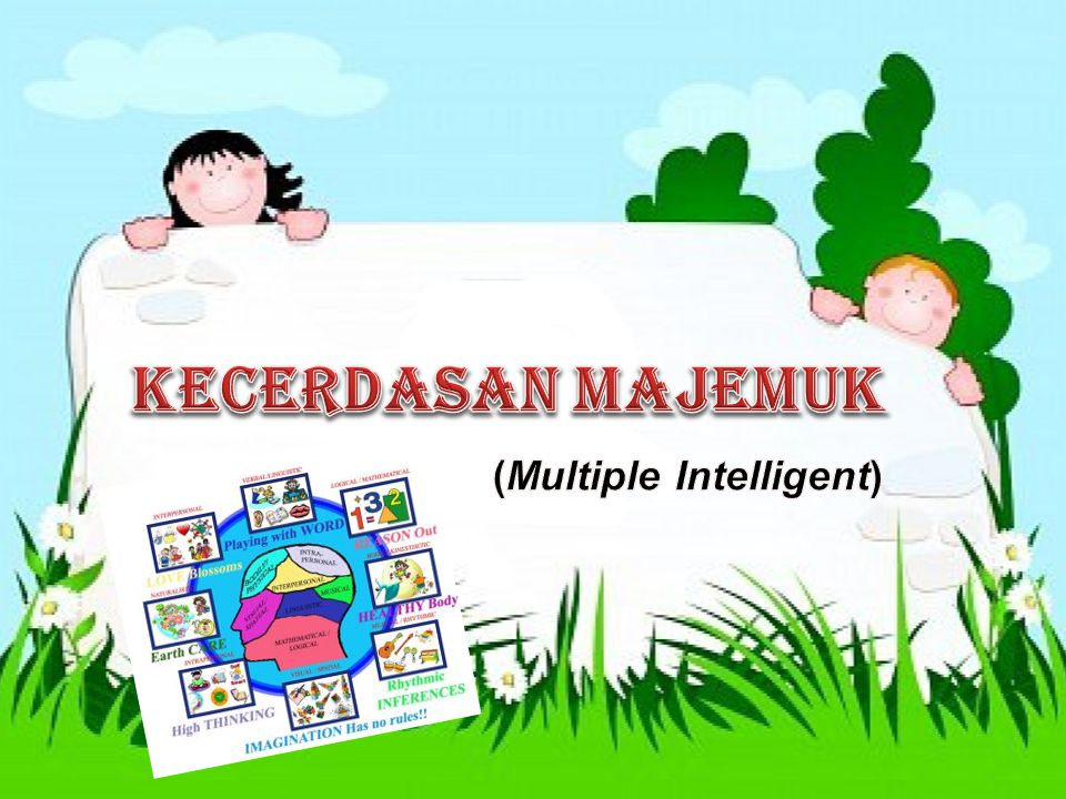 KECERDASAN MAJEMUK (Multiple Intelligent)