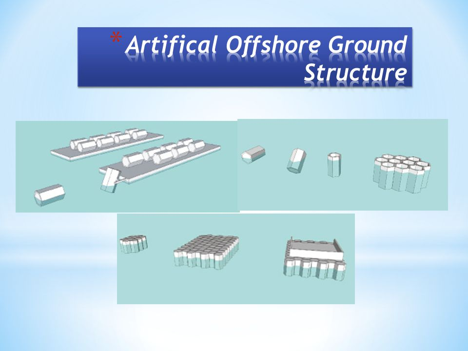 Artifical Offshore Ground Structure