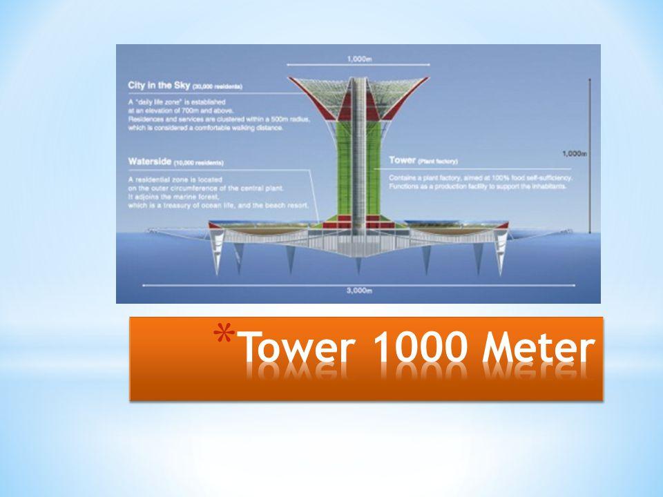 Tower 1000 Meter