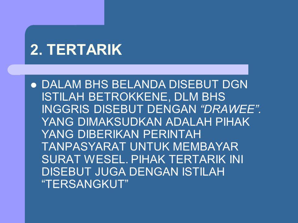 2. TERTARIK