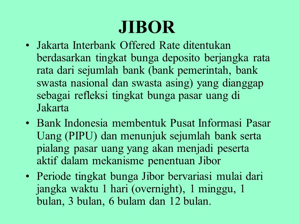 JIBOR