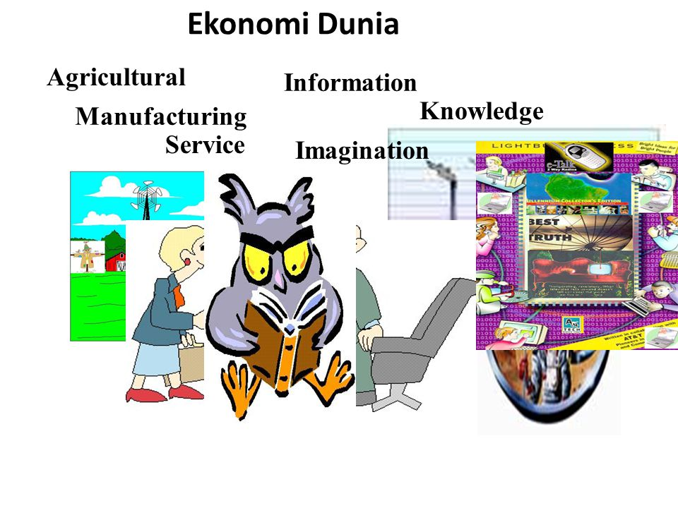 Ekonomi Dunia Agricultural Information Knowledge Manufacturing Service
