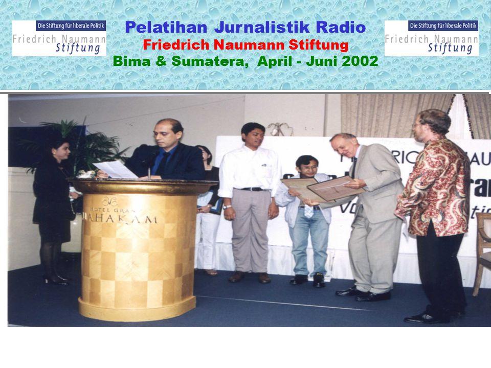 Pelatihan Jurnalistik Radio