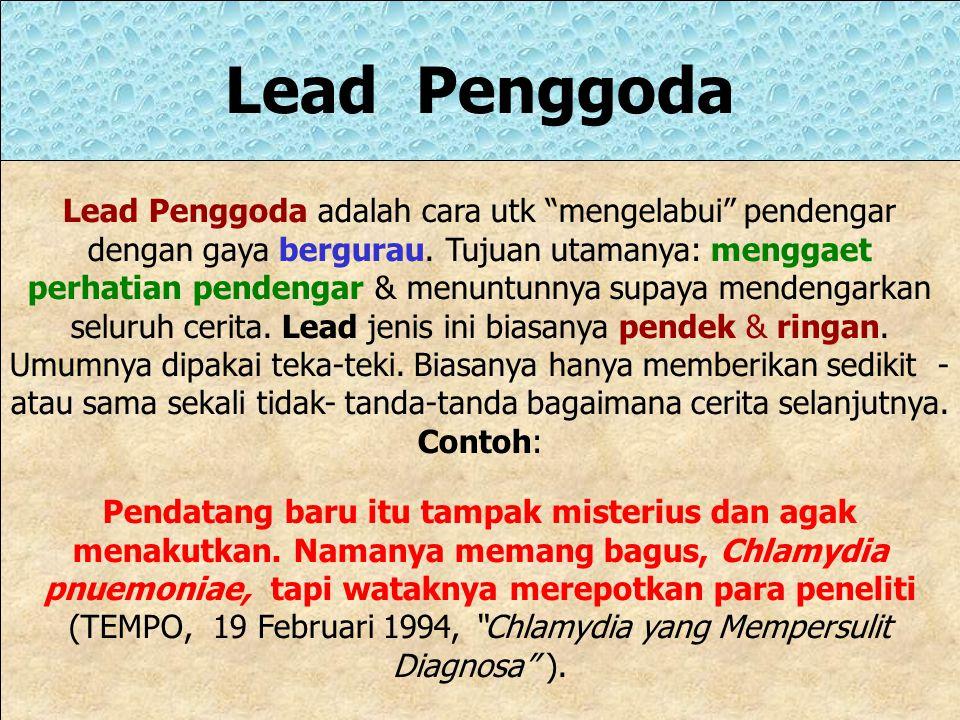 Lead Penggoda