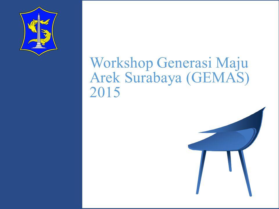 Workshop Generasi Maju Arek Surabaya (GEMAS) 2015
