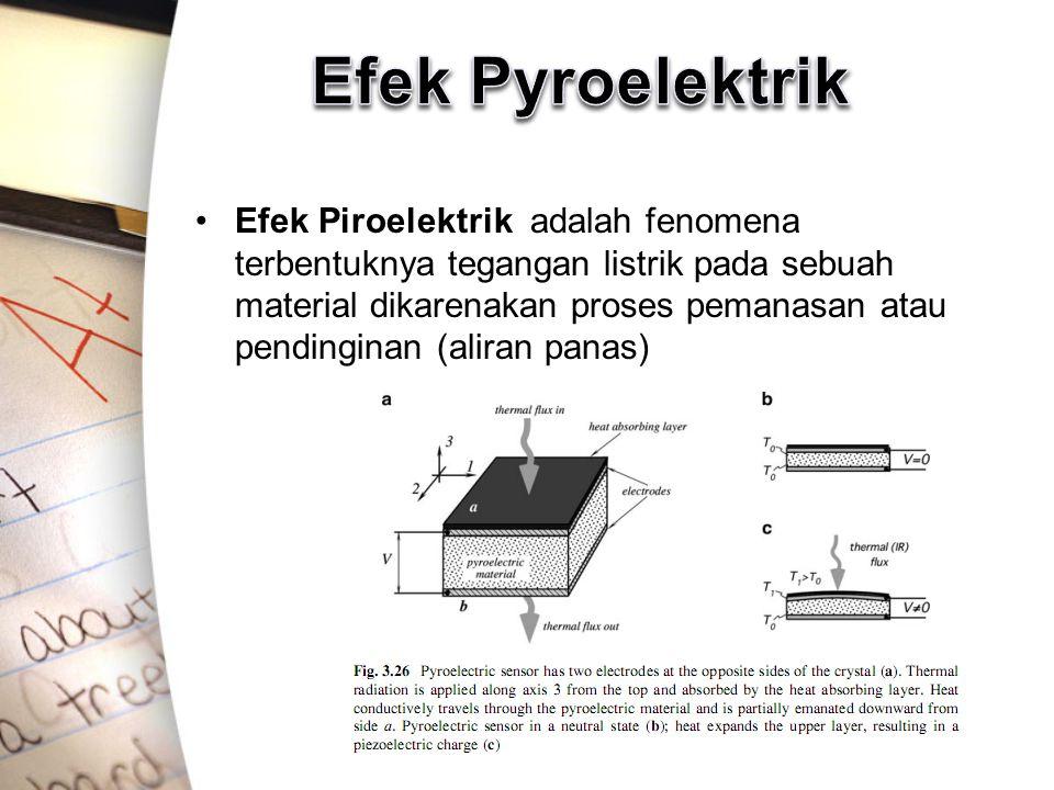 Efek Pyroelektrik