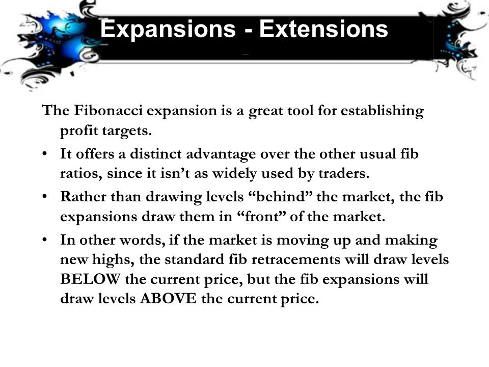 Expansions - Extensions