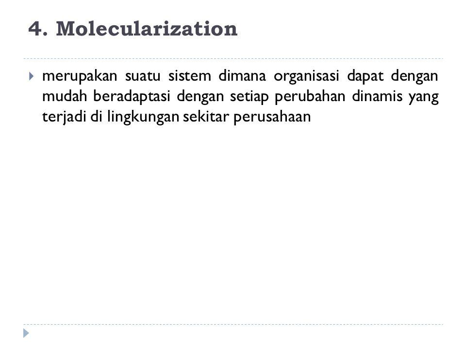 4. Molecularization