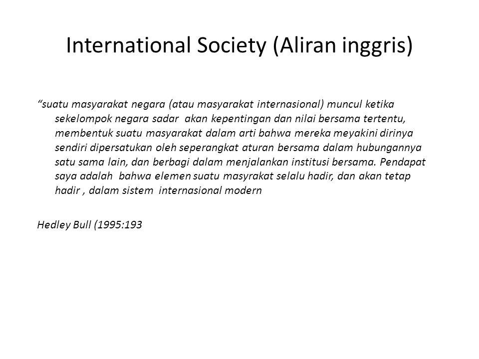 International Society (Aliran inggris)