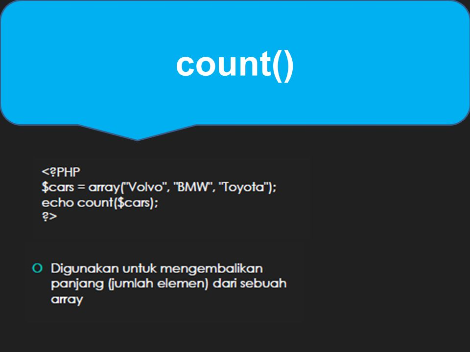count()