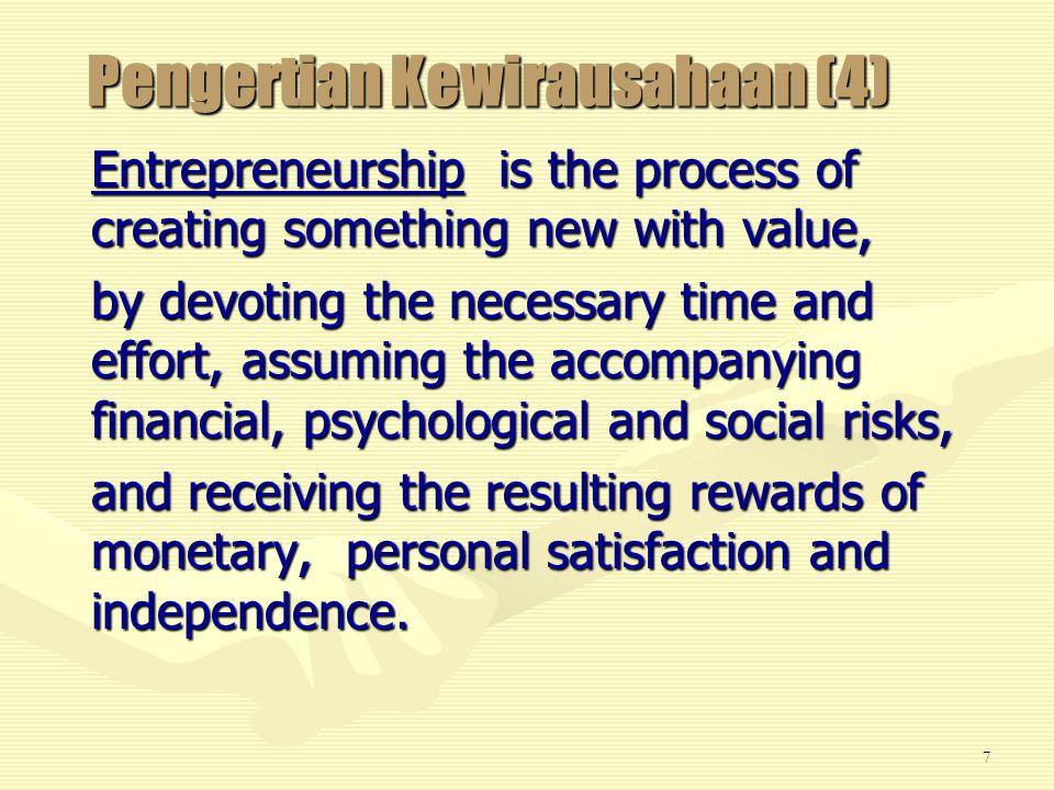 Pengertian Kewirausahaan (4)