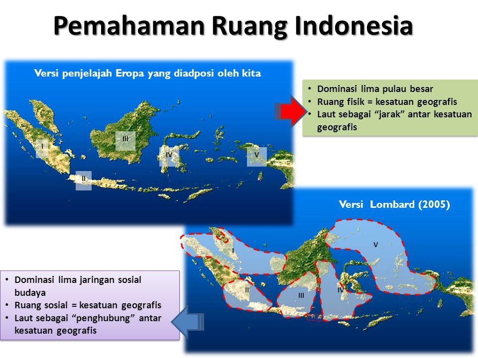 Pemahaman Ruang Indonesia