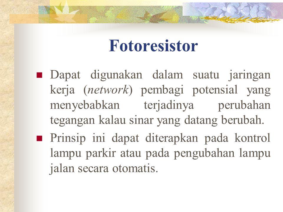 Fotoresistor