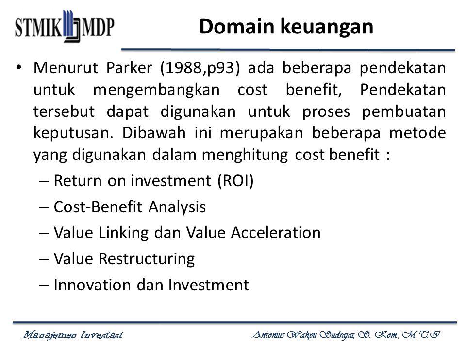 Domain keuangan