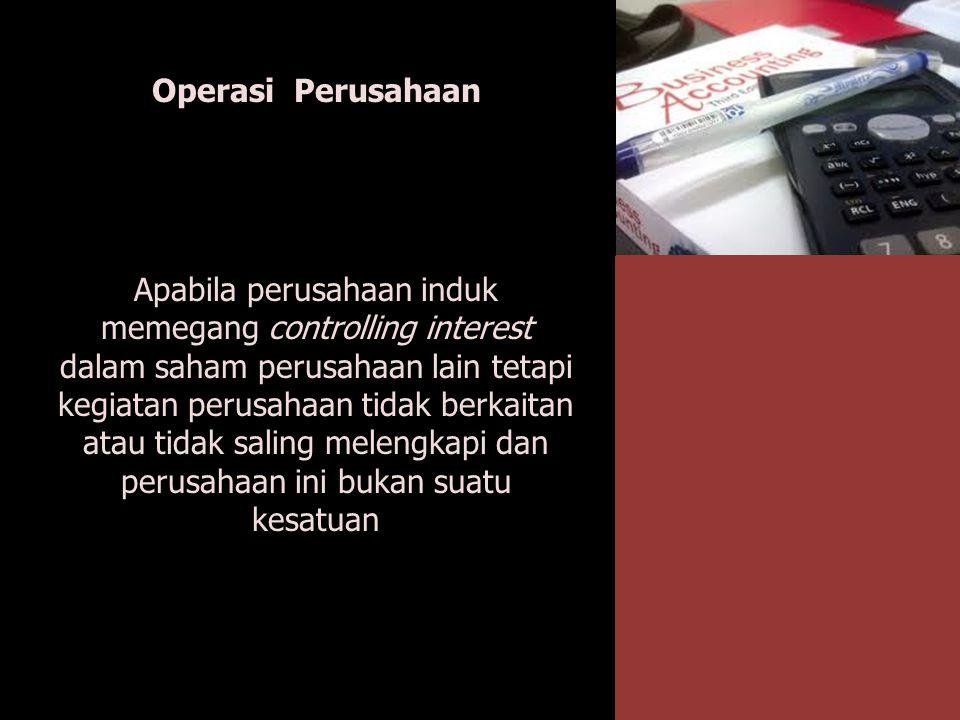 Operasi Perusahaan