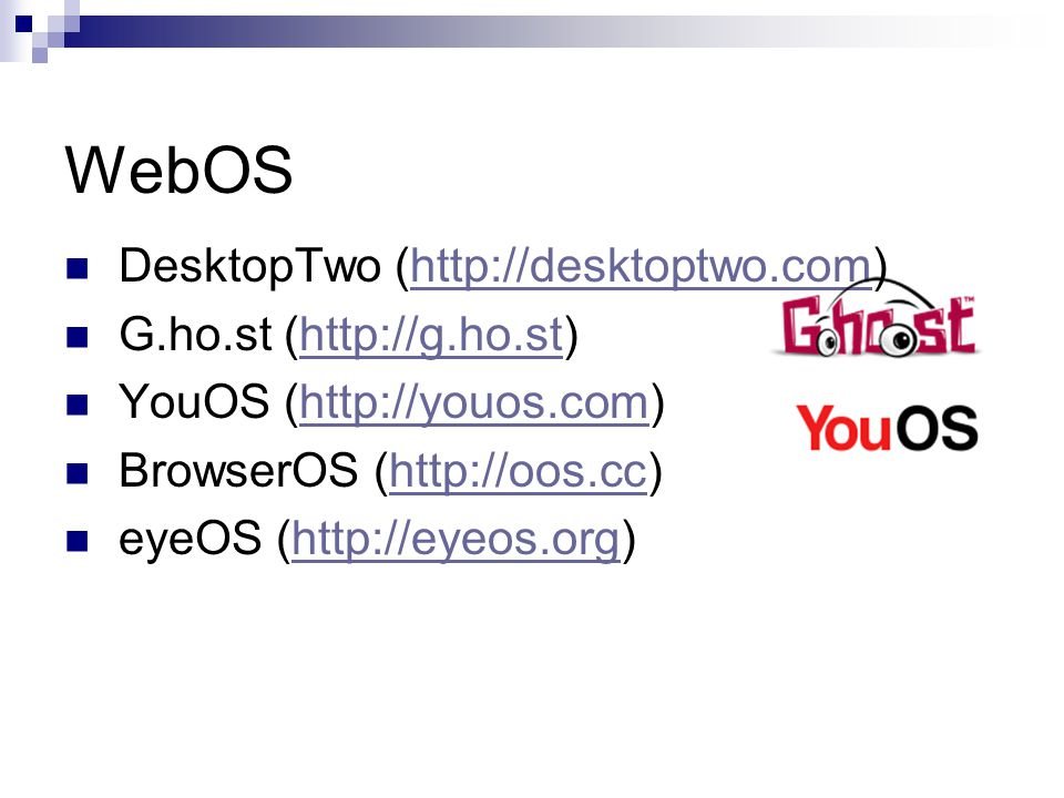 WebOS DesktopTwo (http://desktoptwo.com) G.ho.st (http://g.ho.st)