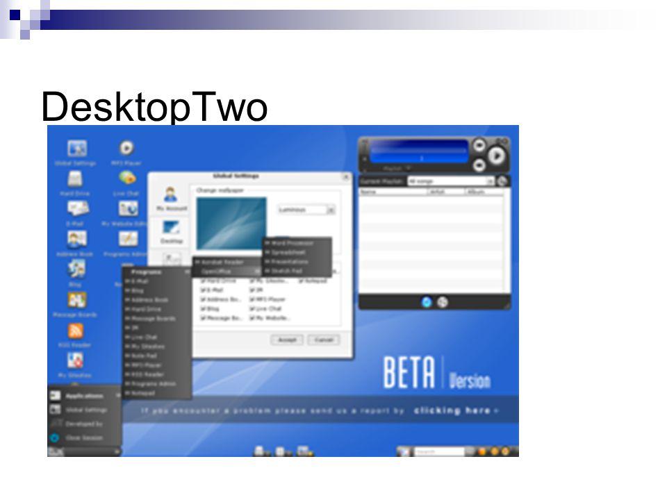 DesktopTwo