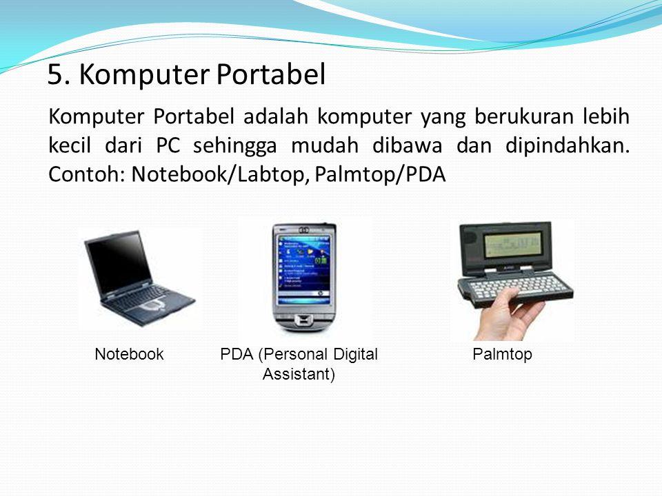 5. Komputer Portabel
