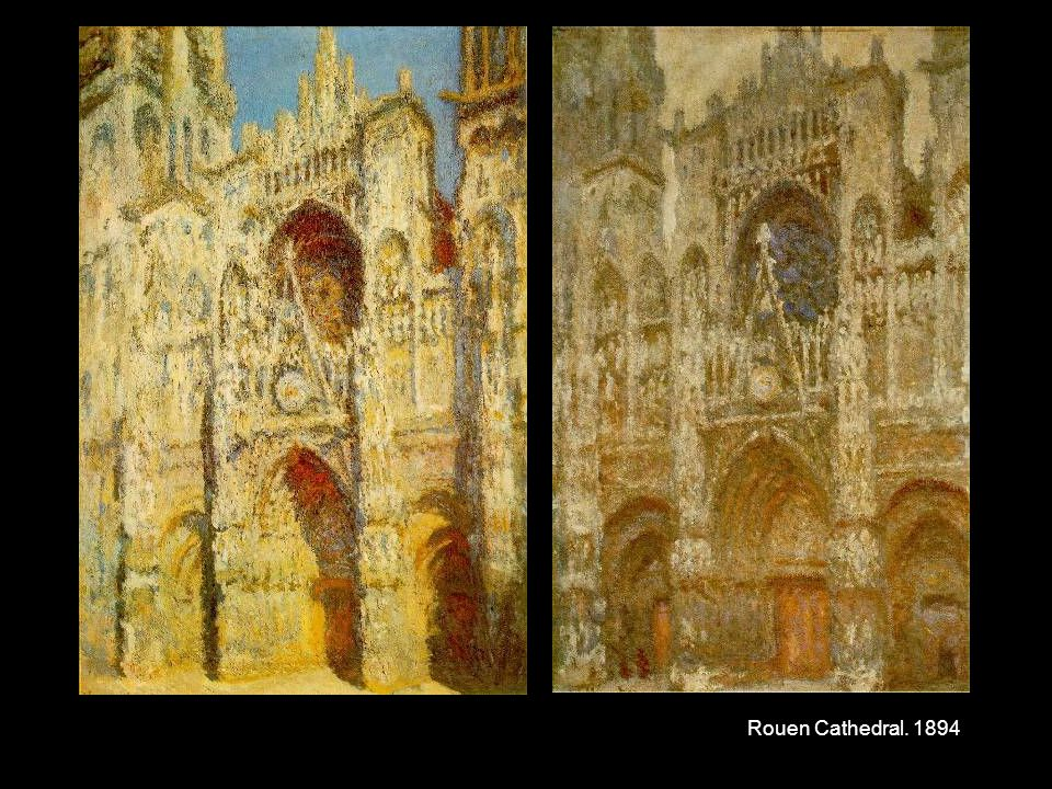 Rouen Cathedral. 1894 18