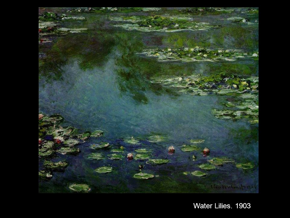 Water Lilies. 1903