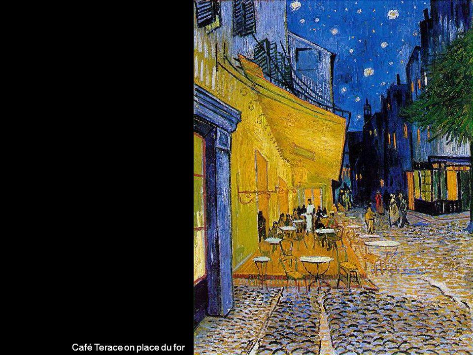 Café Terace on place du for