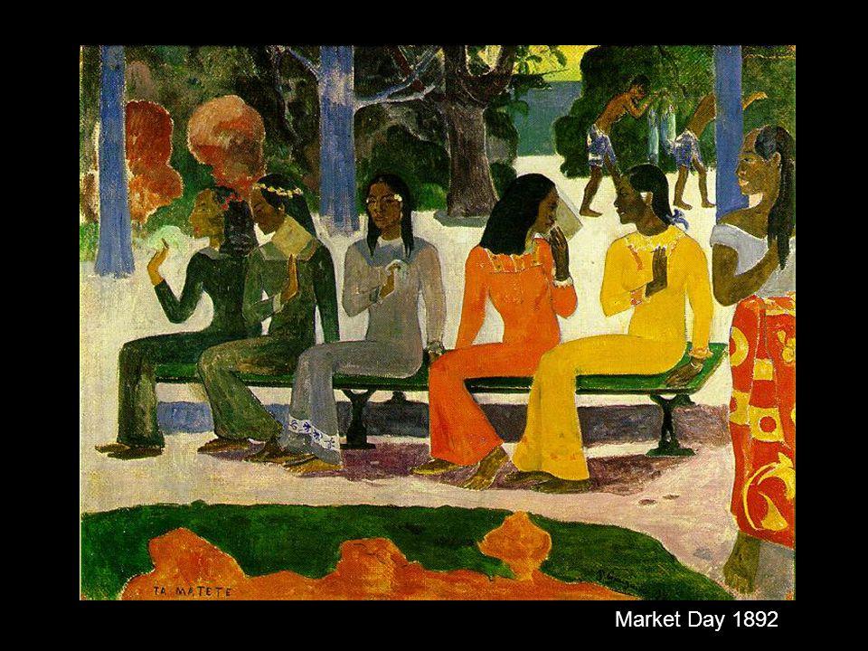 Market Day 1892