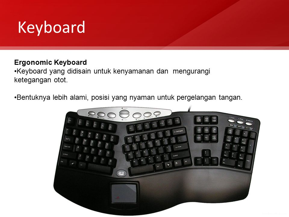 Keyboard Ergonomic Keyboard