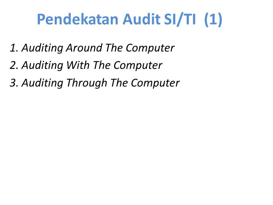 Pendekatan Audit SI/TI (1)