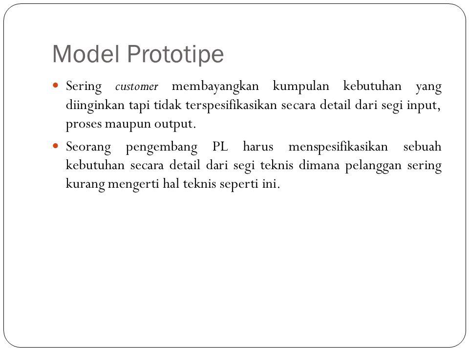 Model Prototipe