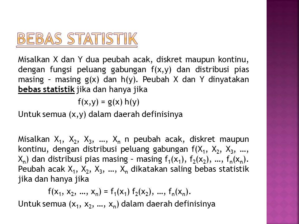 Bebas statistik