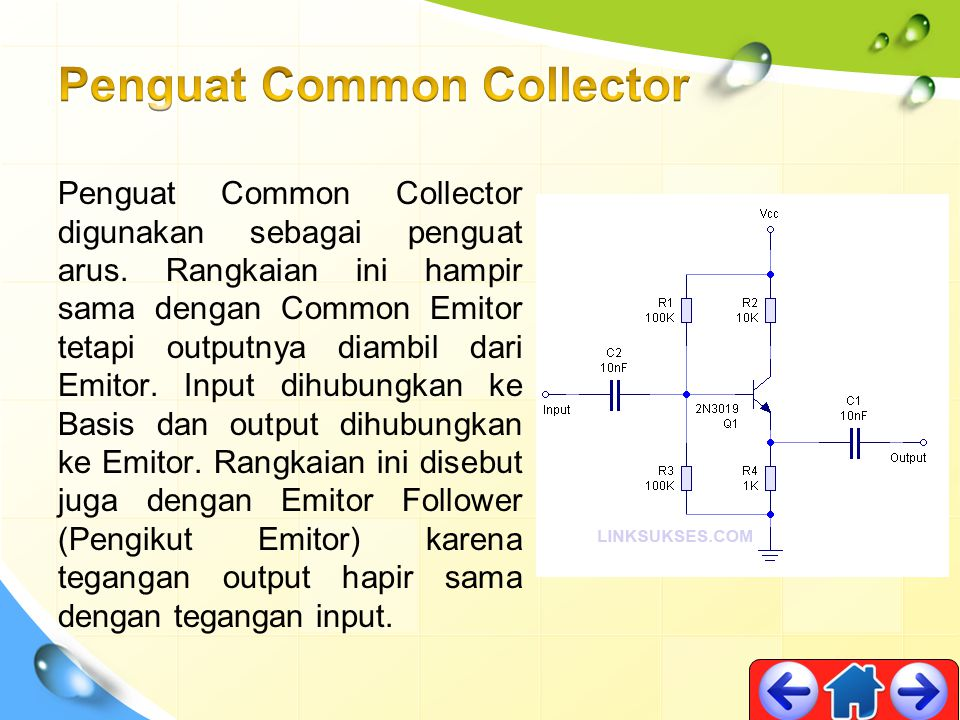 Penguat Common Collector