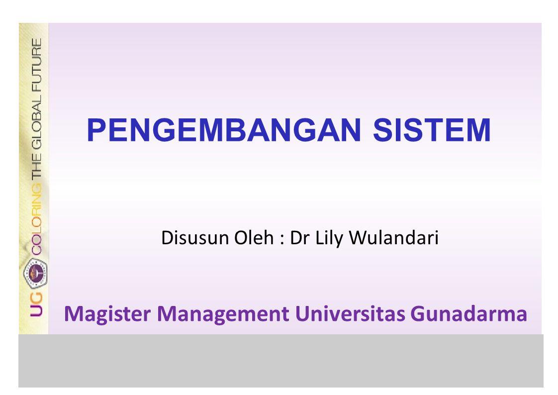 Magister Management Universitas Gunadarma