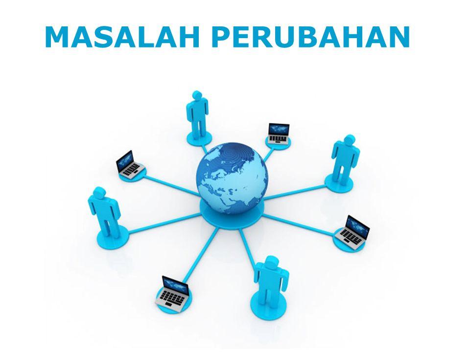 MASALAH PERUBAHAN Free Powerpoint Templates