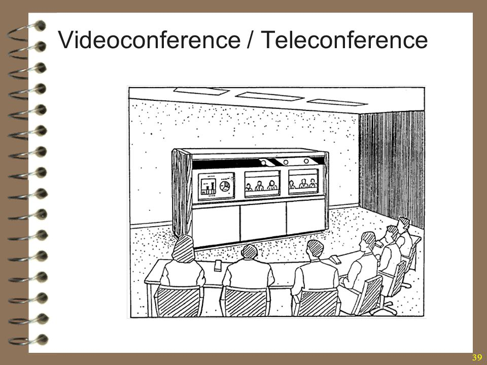 Videoconference / Teleconference
