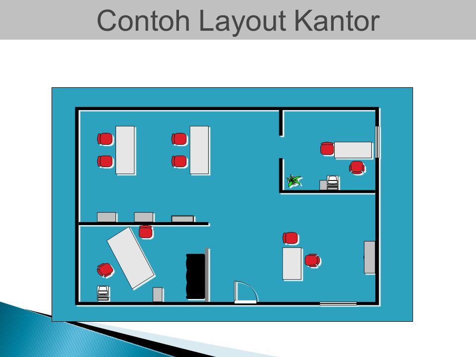 Contoh Layout Kantor