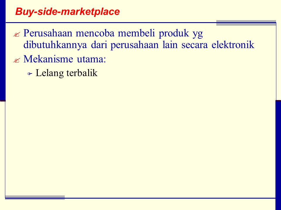 Buy-side-marketplace