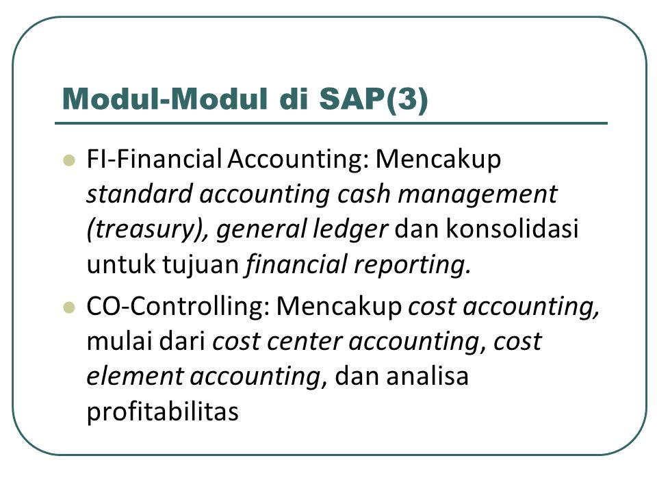 Modul-Modul di SAP(3)