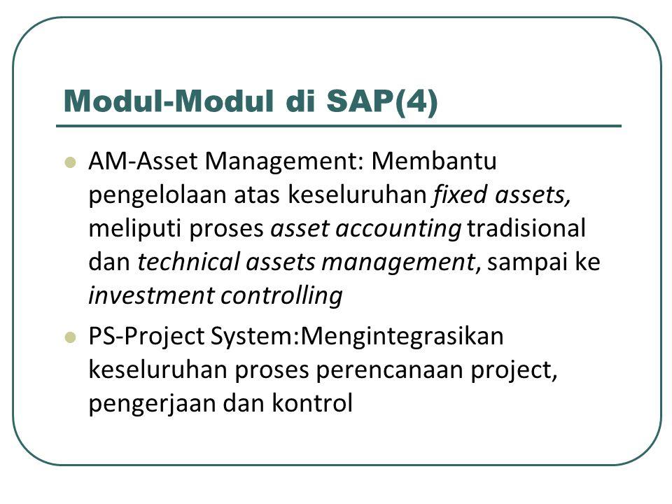 Modul-Modul di SAP(4)