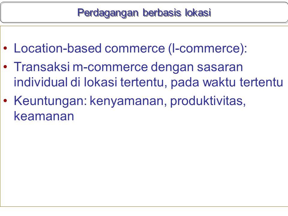 Perdagangan berbasis lokasi