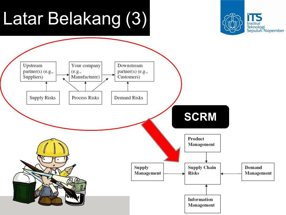 Latar Belakang (3) SCRM