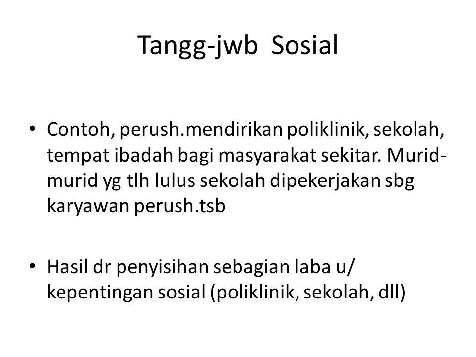 Tangg-jwb Sosial