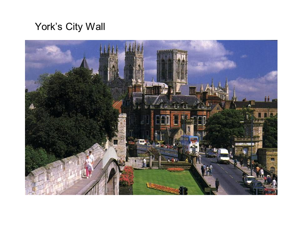 York's City Wall