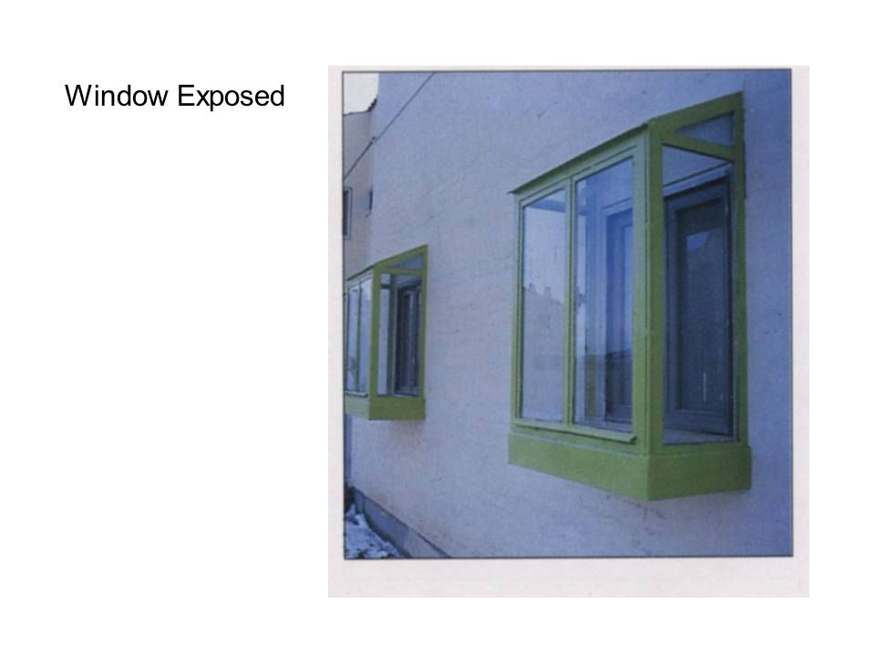 Window Exposed