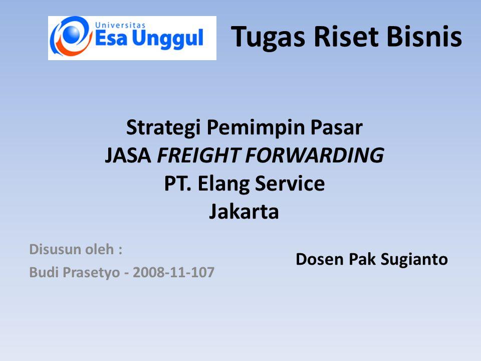 Disusun oleh : Budi Prasetyo - 2008-11-107