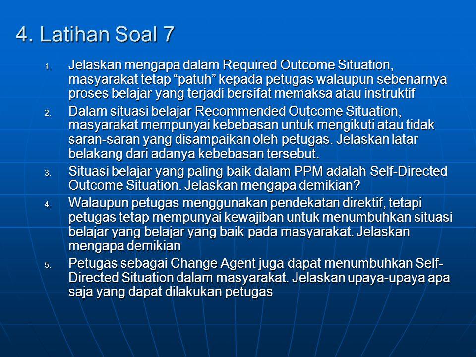 4. Latihan Soal 7
