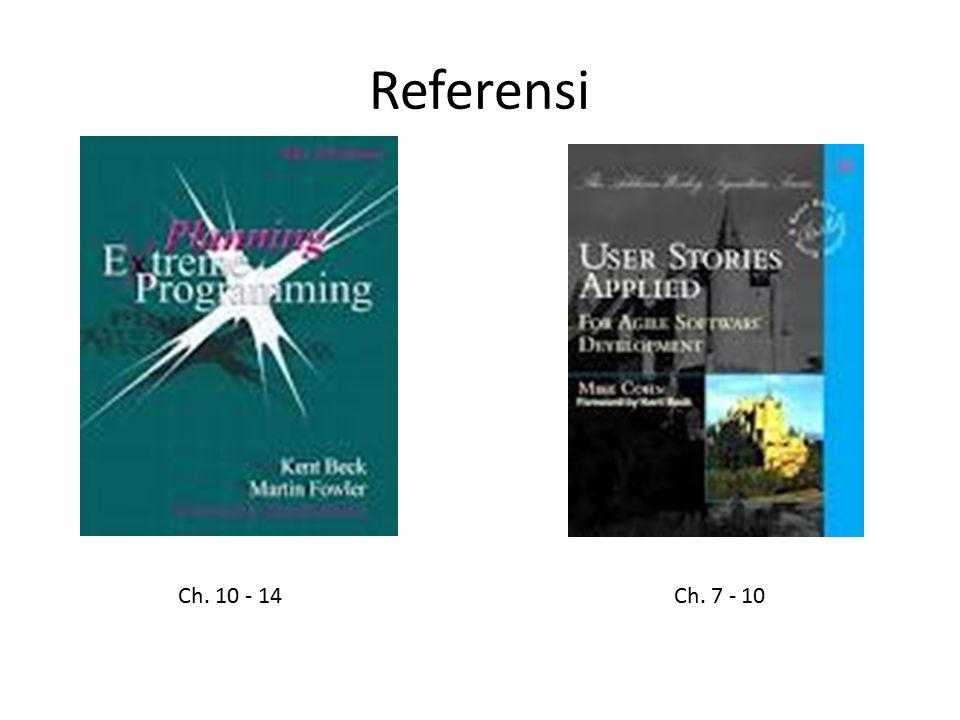 Referensi Ch. 10 - 14 Ch. 7 - 10