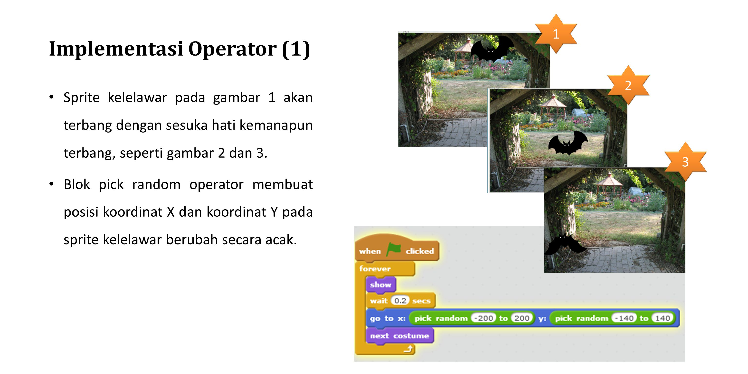 Implementasi Operator (1)