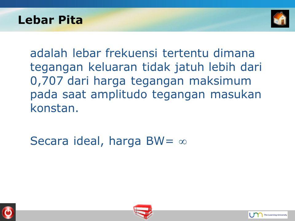 Lebar Pita